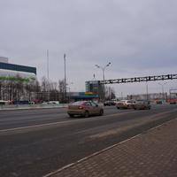 ГАИ (ГИБДД) на МКАДе у Варшавки