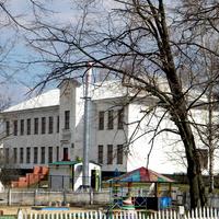 Школа села Архангельское