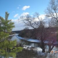 Зима в Супрутах