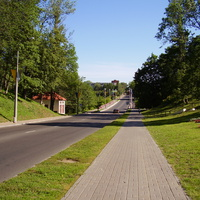 Дорога к Красному мосту