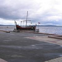 Корабли на Онеге.