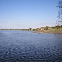 Пролив между Онегой и Логмозером.