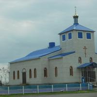 Церковь в Уваровичах.