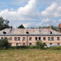 жилые дома санатория