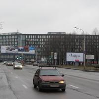 Бизнес-центр Бенуа на Пискарёвском проспекте