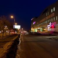 Липецк. Улица Водопьянова