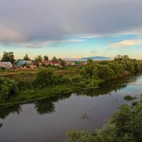 Вид с моста через Дон
