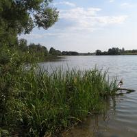 озеро в кристамполье