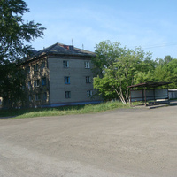 Посёлок Радуга.