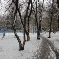 Пролетарский проспект, 28, спорт площадка