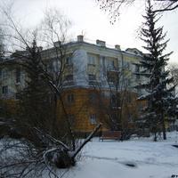 Исторический центр города Ленинска-Кузнецкого