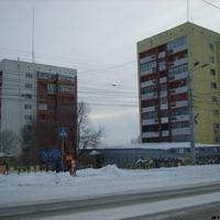 Башни-близнецы на пр. Кирова