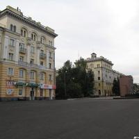 Исторический центр Ленинска