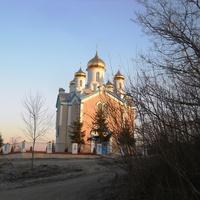 Храм утром