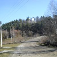 Церковь в селе