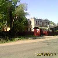 Виноградово. Районный дом культуры.