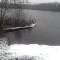 Чекотовское озеро 1 мая 2011г.