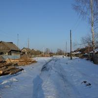 Улица Есенина