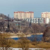 Вид на улицу Речная