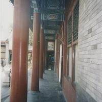 Пекин, парк Ихэюань, галерея