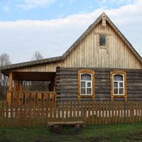"""Этнографическая деревня """"На Ключах реки Псёл""""."""