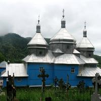 Вижниця, церковь