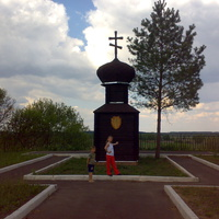 Невдольск.Памятный знак.Добрыническая  битва 1605год