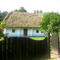 В Музеї народної архітектури і побуту в Чернівцях представлена садиба селянина-багача, перевезена з Рідківців.