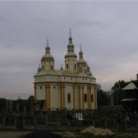 Гореча, Різдва Пресвятої Богородиці церква