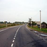 а/д Миоры-Браслав