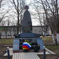 Памятник погибшим односельчанам в годы войны