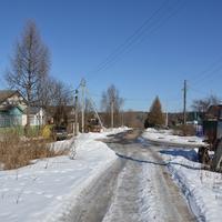Улица Лесная