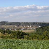 Часть села