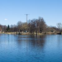 Головкино Немонин и Приморский канал стык
