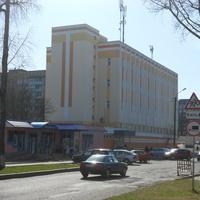 Микрорайон Сельмаш. ул. 50-лет Гомсельмаша