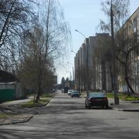 Микрорайон Сельмаш. ул. Рощинская.