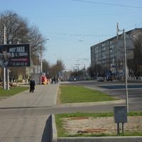 Микрорайон Сельмаш. пр. Космонавтов