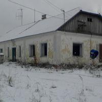 здание бывшего сельсовета. 2012г.