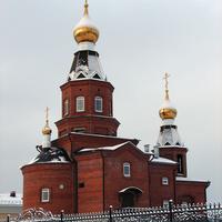 Пелым. Церковь Спаса Преображения. 2014 г
