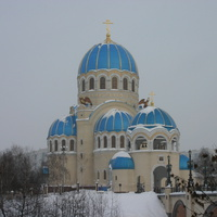 Свято-Троицкий храм в Орехово-Борисово