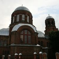 Георгия Победоносца церковь