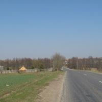 Вид со стороны деревни Рупейки