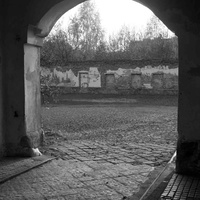 Черняховск замок Insterburg