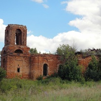 Церковь в Бабурино