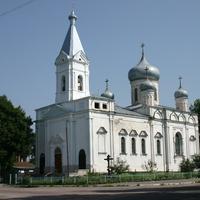 Вознесенская церковь в Лебедине