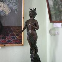 В художественном музее Лебедина
