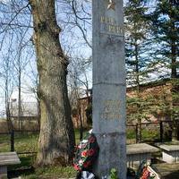 Калиновка памятник героям ВОВ