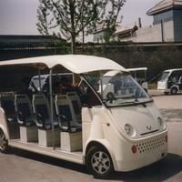 Сиань, экскурсионный электромобиль