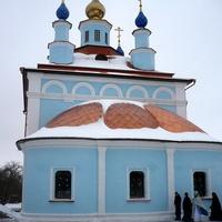 Свято-Введенская Макарьевская пустынь