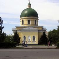 Омск Никольский собор